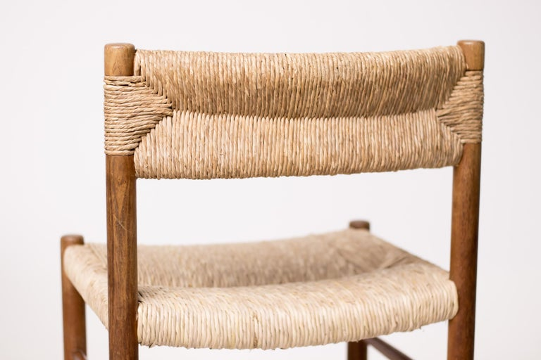 Mid-20th Century Set of Six Charlotte Perriand