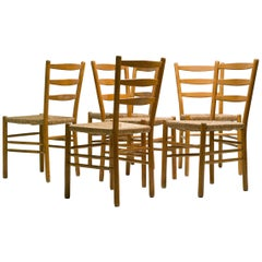 Set of Six Dining Chairs by Cees Braakman