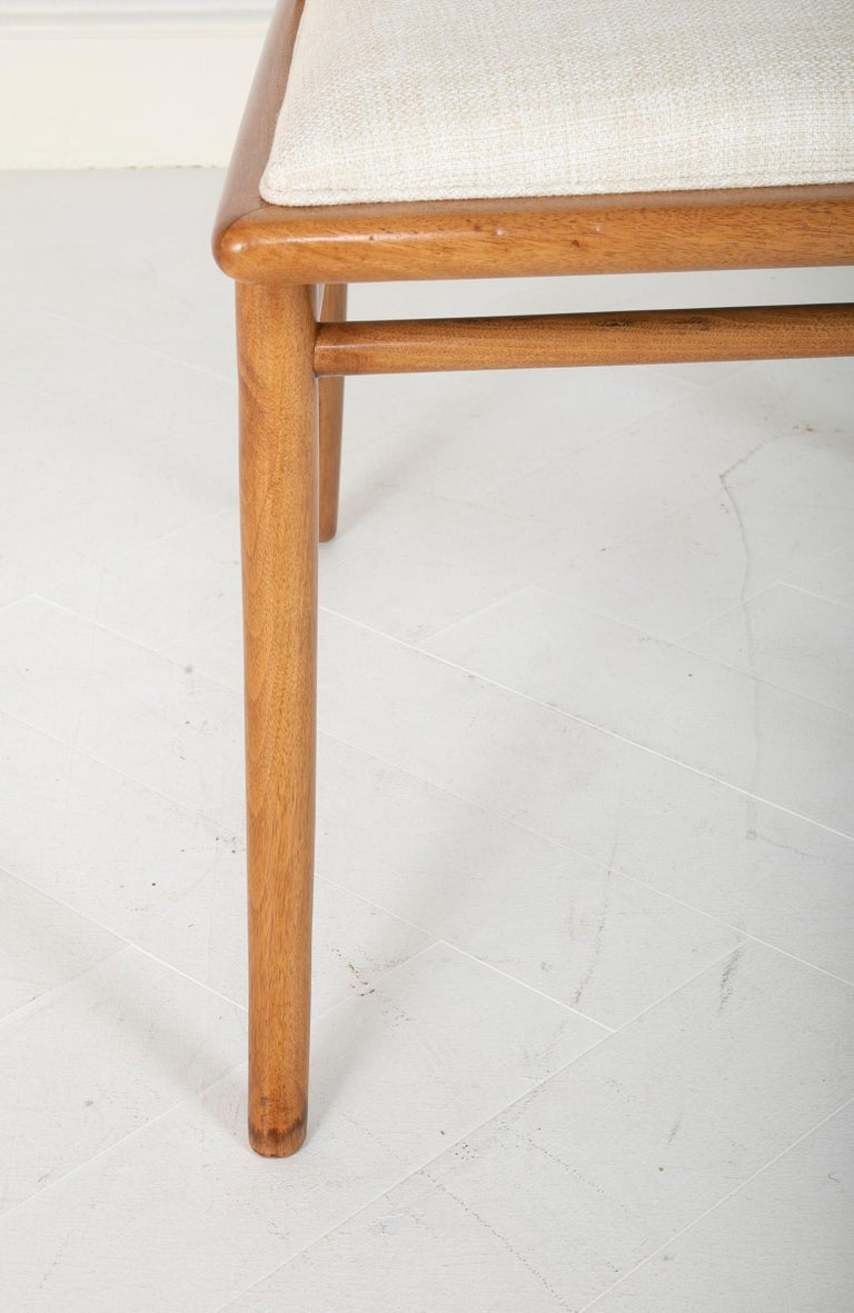 Set of Six Dining Chairs by T.H Robsjohn-Gibbings For Sale 5