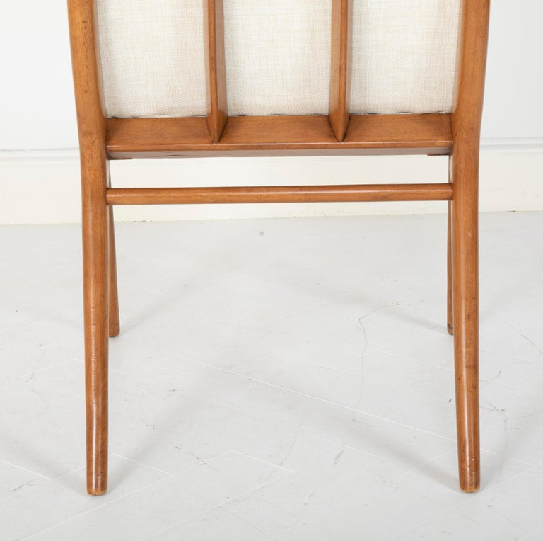 Set of Six Dining Chairs by T.H Robsjohn-Gibbings For Sale 13