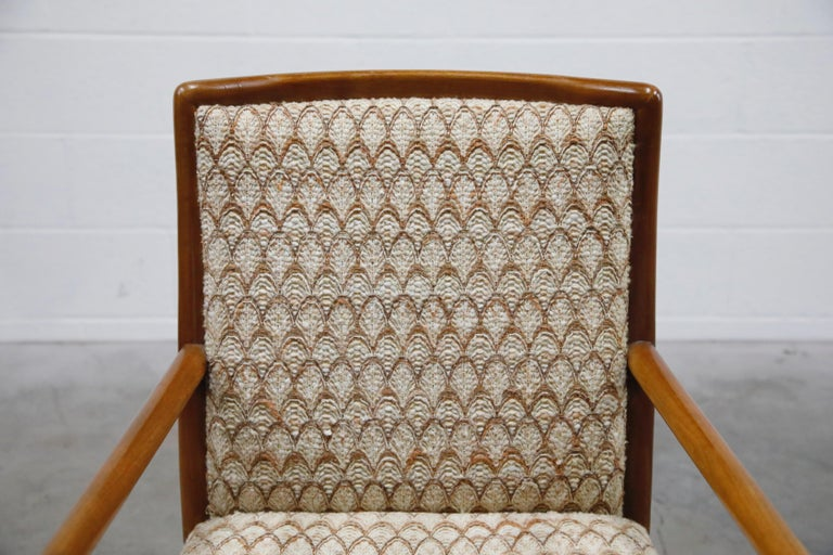Set of Six Dining Chairs by T.H. Robsjohn-Gibbings for Widdicomb, 1950s For Sale 2