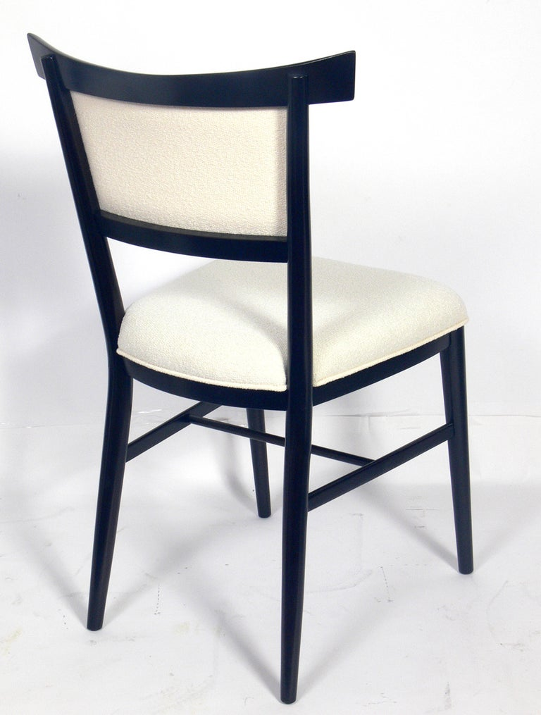 American Set of Six Dining Chairs Designed by Paul McCobb For Sale