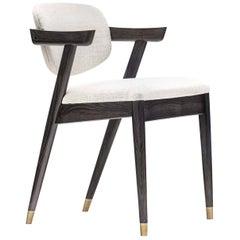 Set of Six Egea White Chair