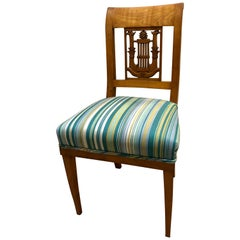 Set of Six Empire Chairs, Germany, 1800-1810