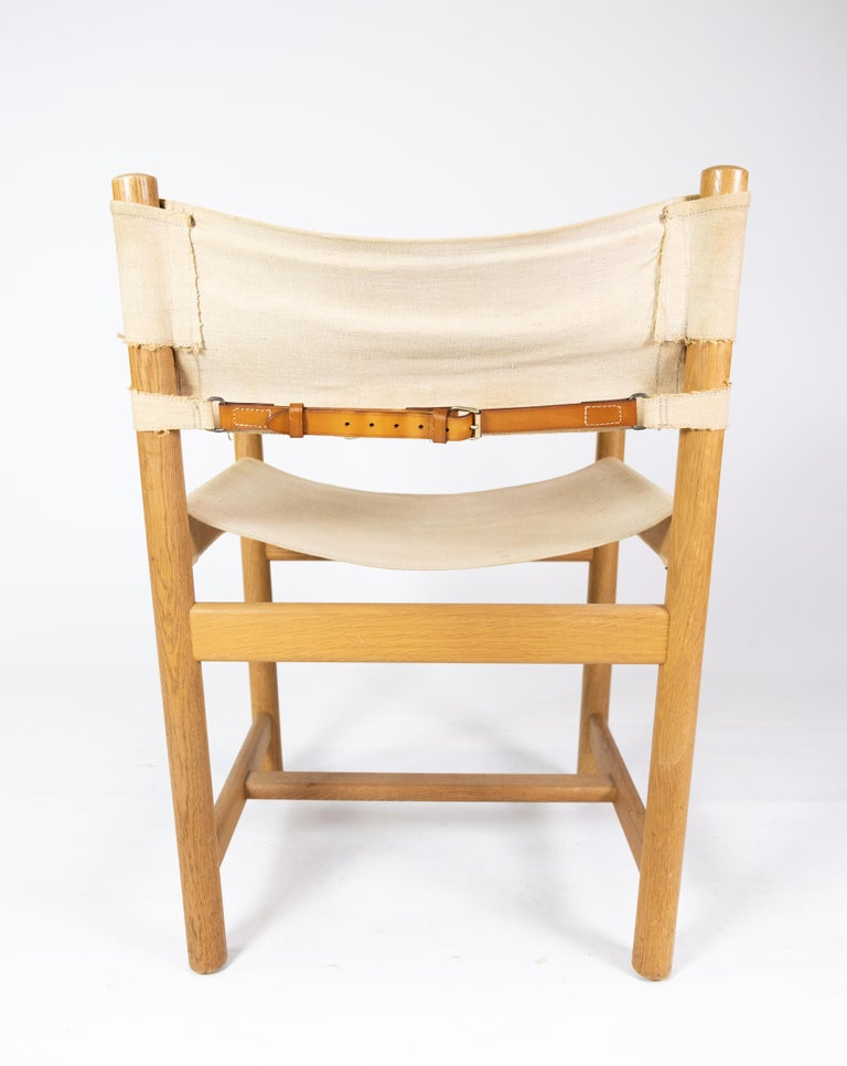Set of Six Folding Chairs, Model J102, Designed by Ditte & Adrian Heath for FDB For Sale 1