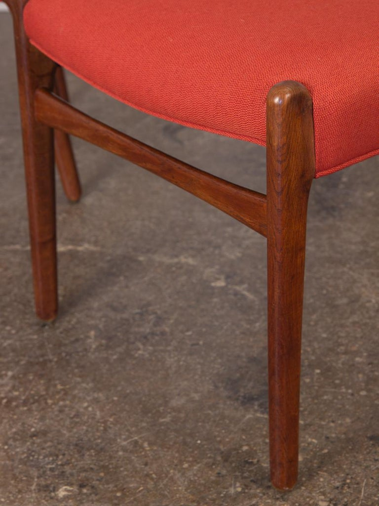 Set of Six Hans J. Wegner Ch-23 Dining Chairs for Carl Hansen For Sale 3