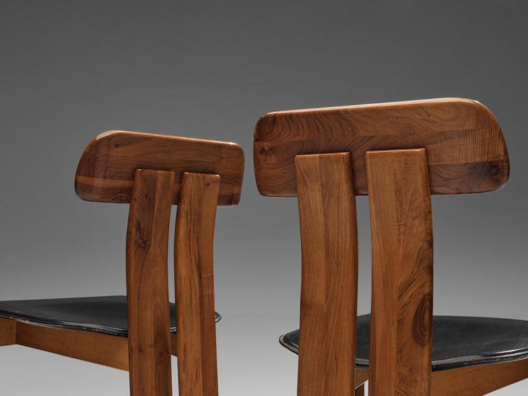 Set of Six Italian Dining Chairs by Sapporo 3