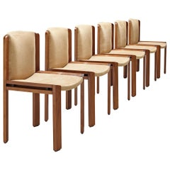 Set of Six Joe Colombo '300' Dining Chairs