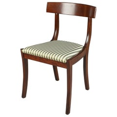Set of Six Mahogany Dining Chairs by Skovby