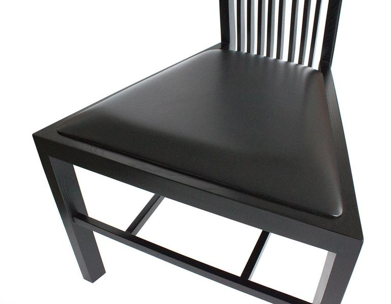 Set of Six Marilyn Dining Chairs by Arata Isozaki For Sale 8