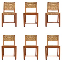 Set of Six Mexican Chairs