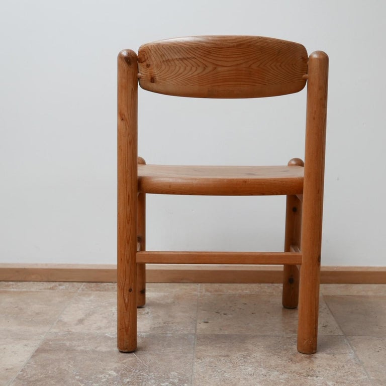 Set of Six Midcentury Dining Chairs by Rainer Daumiller 3