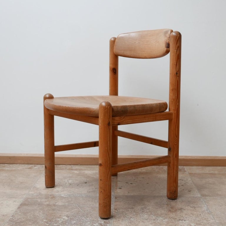 Set of Six Midcentury Dining Chairs by Rainer Daumiller 5