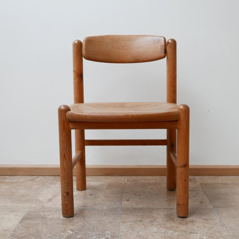 Set of Six Midcentury Dining Chairs by Rainer Daumiller 6
