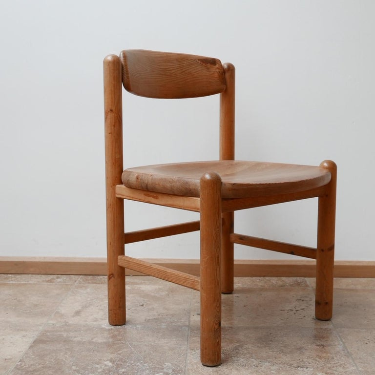 Set of Six Midcentury Dining Chairs by Rainer Daumiller 2