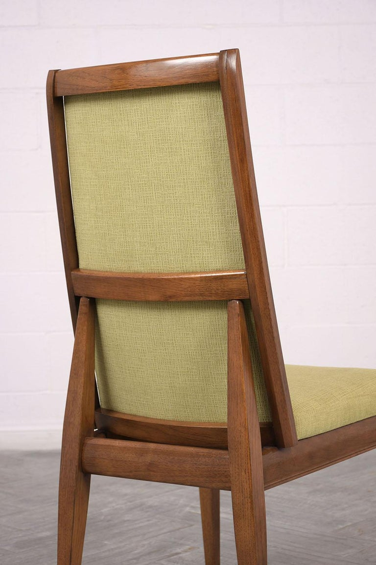 Set of Six Mid-Century Modern Style Dining Room Chairs For Sale 7