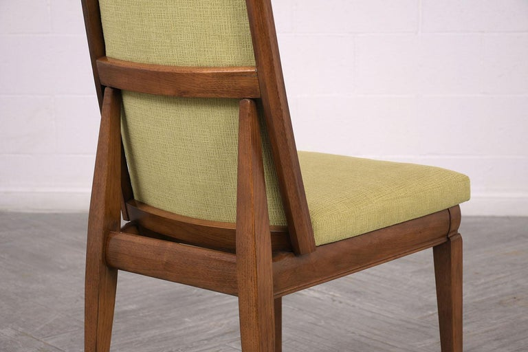 Set of Six Mid-Century Modern Style Dining Room Chairs For Sale 8