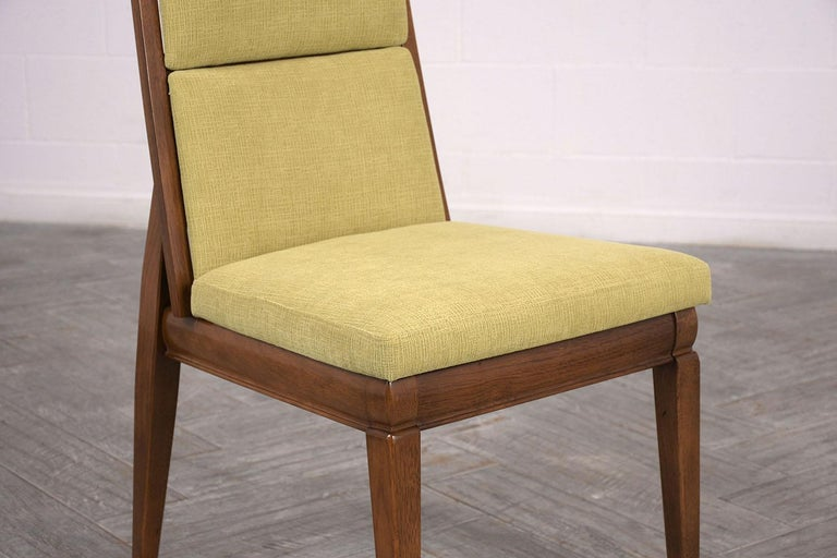 Set of Six Mid-Century Modern Style Dining Room Chairs For Sale 2