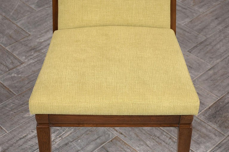 Set of Six Mid-Century Modern Style Dining Room Chairs For Sale 3