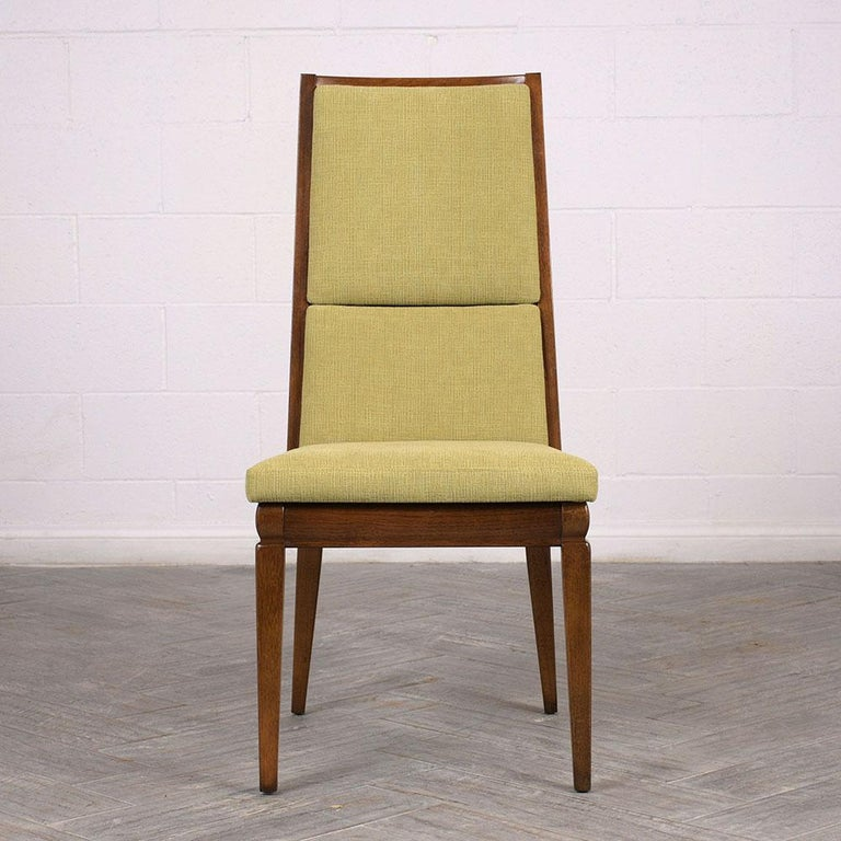 Set of Six Mid-Century Modern Style Dining Room Chairs For Sale 4