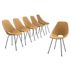Set of Six Vittorio Nobili Dining Chairs