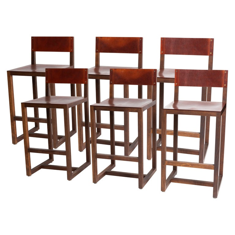 BDDW counter stools, 2014, offered by Nate Berkus