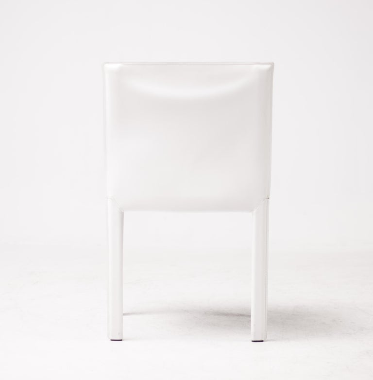 Contemporary Set of Sixteen Dining Chairs by Grazzi and Bianchi for Enrico Pellizzoni For Sale