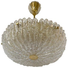 Set of Swedish Glass Fixtures, Sold Individually