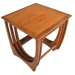 Set of Teak Nesting Tables by G Plan