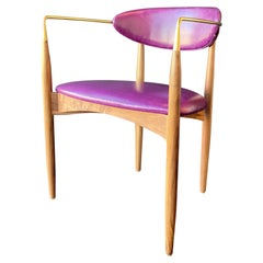 Set of Ten Italian Chairs, circa 1980s