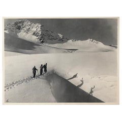 Set of Three Art Photographs from Fritz Grögl, Austria, 1932