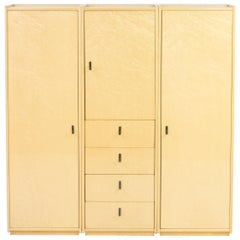 Set of Three Cabinets by Saporiti Italia