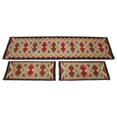 Set of Three Carpets/Rugs by Kelim, 1960
