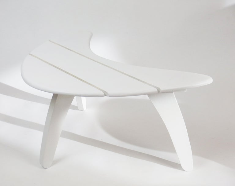 Set of Three Garden Coffee Tables For Sale 3