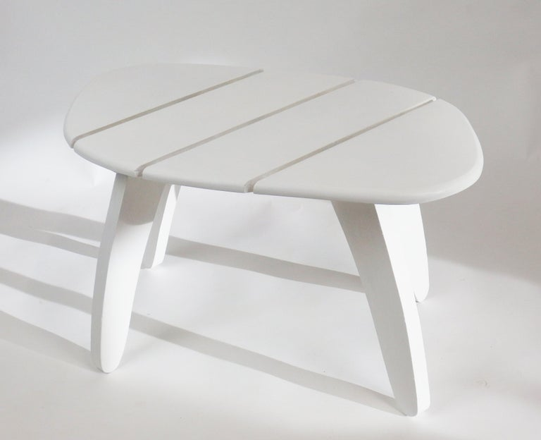 Set of Three Garden Coffee Tables For Sale 4