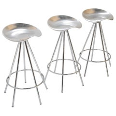 "Set of Three ""Jamaica Stools"" Designed by Pepe Cortes for AMAt"
