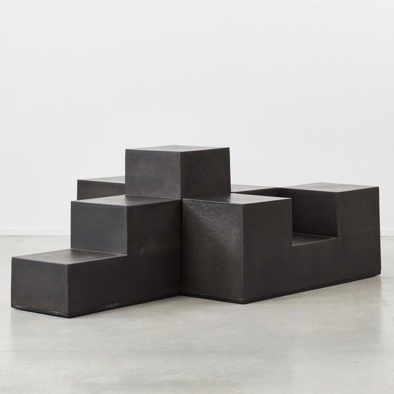 Italian Set of Three Mario Bellini 'Gli Scacchi' Chess Pieces, Extra Pieces Available For Sale