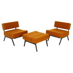 Set of Three Pieces by Rito Valla for IPE, 1960s