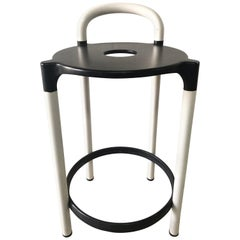 Set of Three Postmodern Stools Model 4822 by Anna Casatelli Ferrieri for Kartell