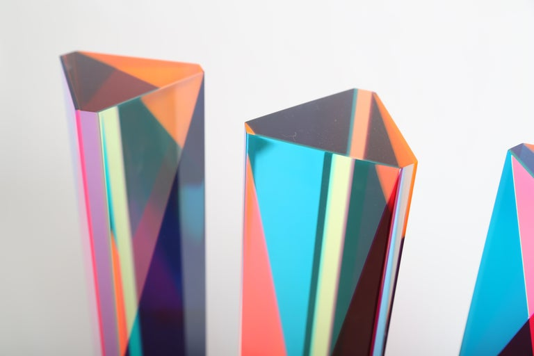 Set of Three Sculptures by Vasa Velizar Mihich In Good Condition For Sale In West Palm Beach, FL