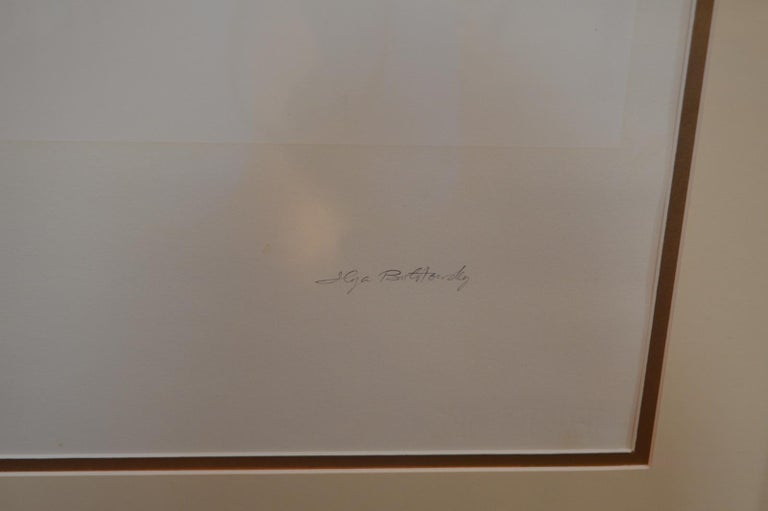 Set of Three Serigraphs by Ilya Bolotowsky For Sale 6