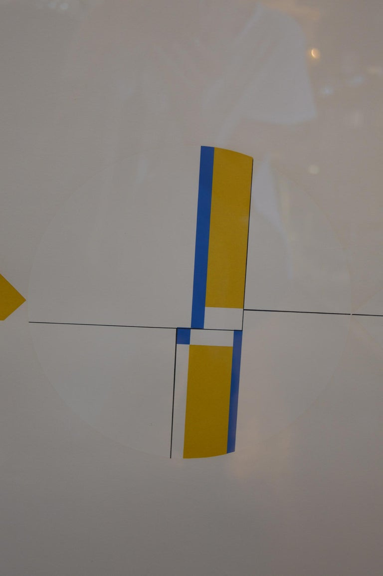20th Century Set of Three Serigraphs by Ilya Bolotowsky For Sale