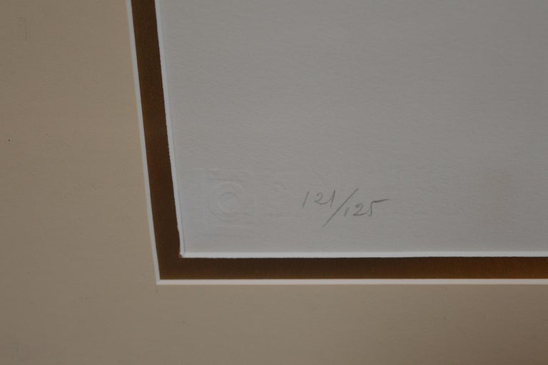 Set of Three Serigraphs by Ilya Bolotowsky For Sale 3