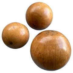 Set of Three Sungay Balls, Indonesia