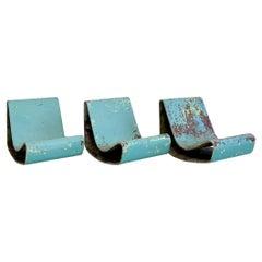 Set of Three Vintage Willy Guhl Loop Chairs