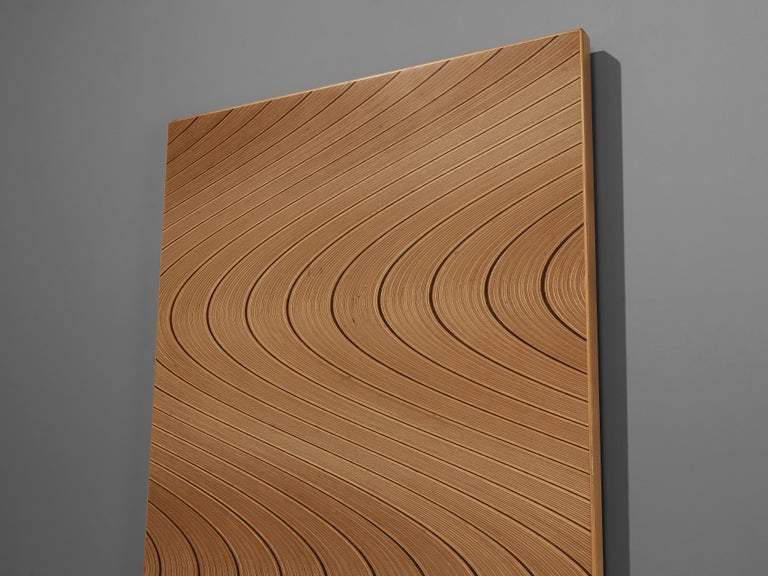 Finnish Set of Three Wall Panels Designed by Tapio Wirkkala For Sale