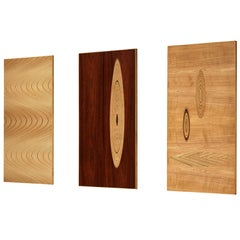Set of Three Wall Panels Designed by Tapio Wirkkala