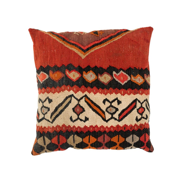Set of Turkish Fabric Pillows For Sale 5