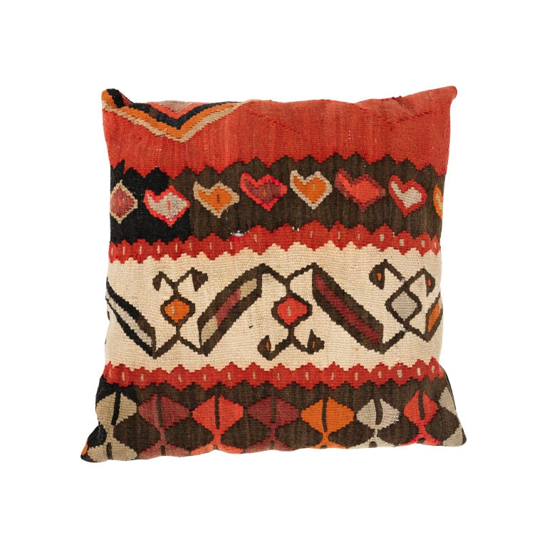 Set of Turkish Fabric Pillows For Sale 11