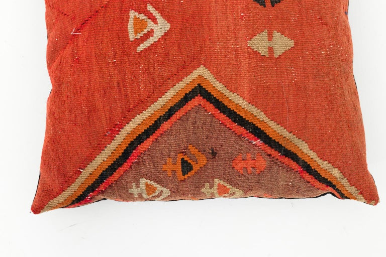 Set of Turkish Fabric Pillows In Good Condition For Sale In Stamford, CT